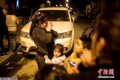 智利8.3级地震致12人遇难 引发海啸无重