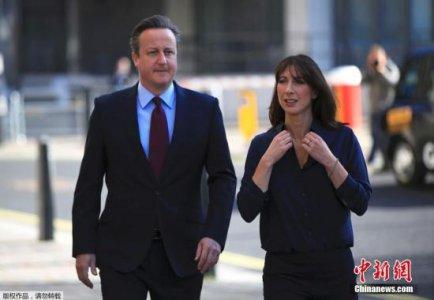 英国首相最后一分钟拉票 脱欧阵营:卡
