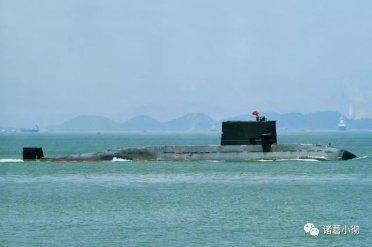 中国AIP潜艇技术获重大突破 多项性能位居世界第一